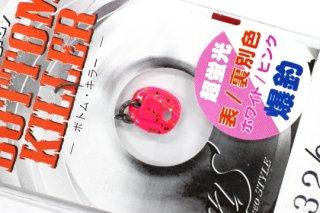 neo-STYLE NST ボトムキラー 0.7g #32 ホワイト/ピンク