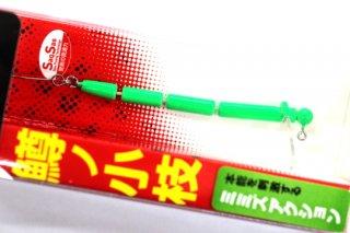 DAIWA 鱒ノ小枝 #青虫