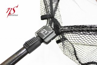 neo-STYLE Vertical Graphite 3D NET