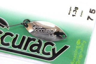 なぶら家 accuracy アキュラシー1.3g #NO.75 銀の匙