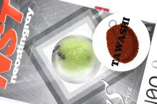 neo-STYLE NST TAWASHI 0.4g #NoO ブランク/オリーブ