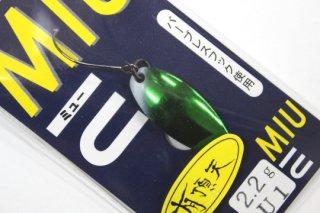 FOREST MIU ミュー 2.2g #U1 Switch.G【有頂天】