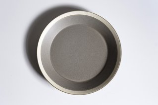 dishes 220 plate (moss gray) /matte