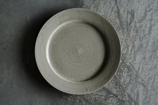 白磁リム皿