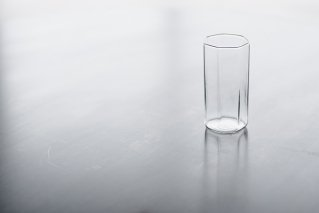 七角 グラス(細)