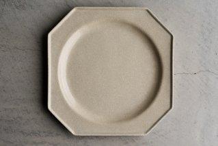 正丸八角皿(L)
