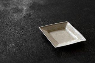 ダイヤ豆皿