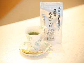 大幸園の青汁大麦わかば無農薬福岡産大麦若葉100%(青汁)ノンカフェイン20g