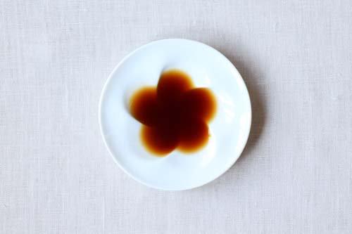 梅しょうゆ小皿 1枚