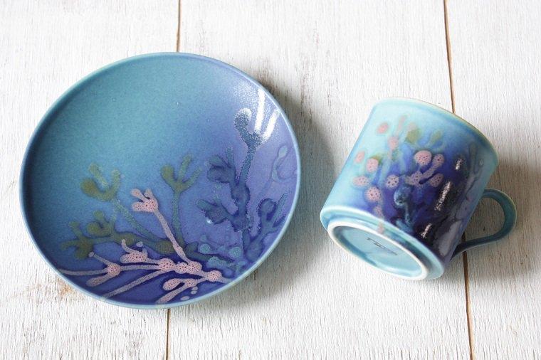 沖縄陶器カップ