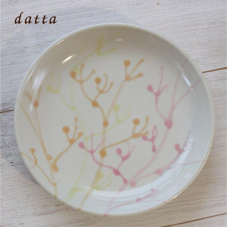 沖縄陶器 やちむん皿