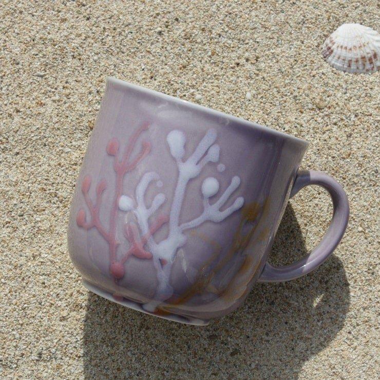 沖縄陶器やちむんカップ