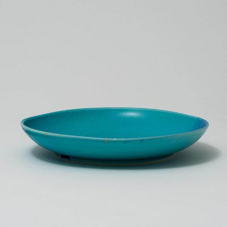 やちむん皿