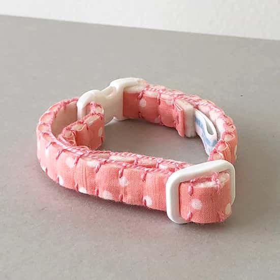 猫の首輪|ピンク!ピンク!