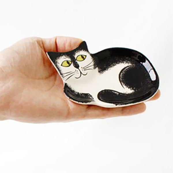 小さなトレー|【Hannah Turner】 Cat 【スリランカ製】<img class='new_mark_img2' src='https://img.shop-pro.jp/img/new/icons10.gif' style='border:none;display:inline;margin:0px;padding:0px;width:auto;' />
