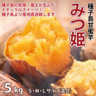 種子島甘蜜芋「みつ姫」5kg
