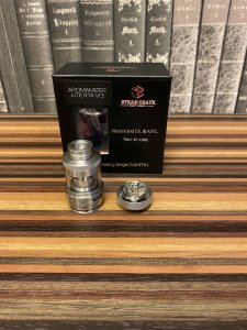 STEAM CRAVE AROMAMIZER LITE V1.5 RTA