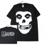 <img class='new_mark_img1' src='//img.shop-pro.jp/img/new/icons5.gif' style='border:none;display:inline;margin:0px;padding:0px;width:auto;' />(L) ミスフィッツ Skull Tシャツ(新品) 【メール便送料無料】