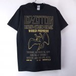 (M) レッドツェッペリン THE SONG REMAINS THE SAME Tシャツ (新品) 【メール便可】