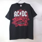 <img class='new_mark_img1' src='//img.shop-pro.jp/img/new/icons5.gif' style='border:none;display:inline;margin:0px;padding:0px;width:auto;' />AC/DC ROCKN ROLL TRAIN Tシャツ 古着 【メール便送料無料】
