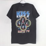 (L) KISS キッス ALIVE in '79 Tシャツ (新品) 【メール便可】