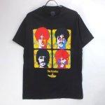 (L) ビートルズ  Yellow Sumarine Tシャツ(新品) オフィシャル【メール便可】