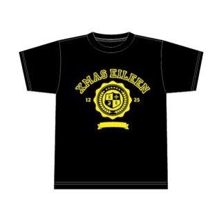 Xmas EileenカレッジTシャツ(ブラック)