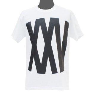 XXV Tシャツ(白)