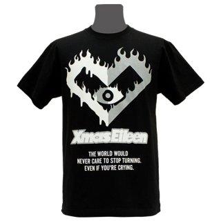 XE2019 ファイヤーTシャツ(ブラック・ 白灰)<br>【XE S/S2019】