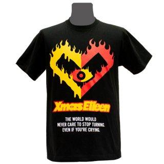 XE2019 ファイヤーTシャツ(ブラック・ 赤黄)<br>【XE S/S2019】