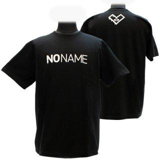 XE2019 NO NAME Tシャツ バックプリント(ブラック)<br>【N/N】