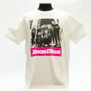 XE2019 NO NAMEツアー photoTシャツ(ホワイト)<br>【N/N】