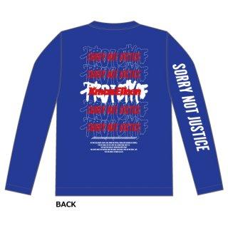 PROTOTYPE TOUR ロンT ブルー(ボディ/ギルダン)