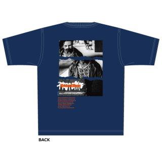 ※20日出荷※PROTOTYPE ポケットTシャツ DX ネイビー(ボディ/ギルダン)<br>数量限定
