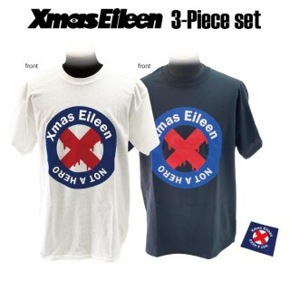 【Xmas Eileen】 3-Piece Set (S/M/L/XL) ※7月初旬入荷予定