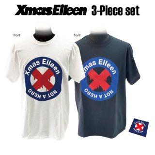 【Xmas Eileen】 3-Piece Set (S/M/L/XL) ※7月初旬入荷予定