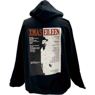 <img class='new_mark_img1' src='https://img.shop-pro.jp/img/new/icons1.gif' style='border:none;display:inline;margin:0px;padding:0px;width:auto;' />Xmas Eileen SCARFACE風 パーカー (ブラック)