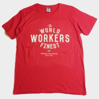 THE WORLD WORKERS FINEST TEE