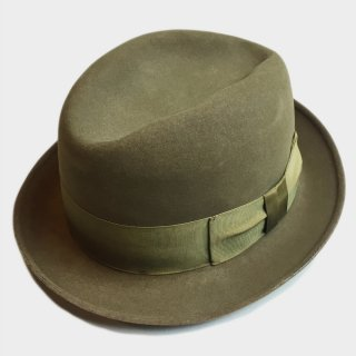 60's CENTER CREESE HAT