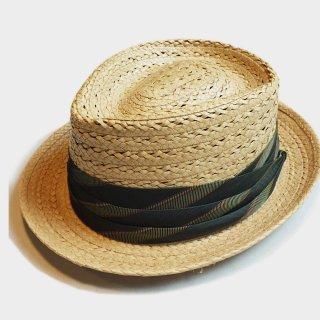 PORKPIE STROW HAT