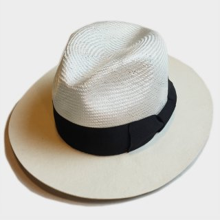 SISOL / WOOL BRIM HAT