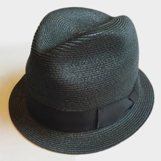 SHORT BRIM LINEN HAT