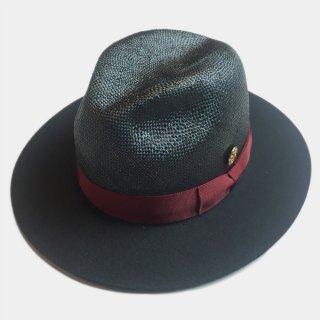 QING RAMIE / WOOL COMBI HAT