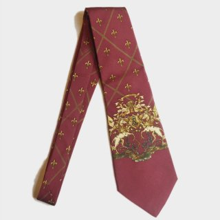 OLD SILK NECK TIE