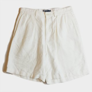 COTTON / LINEN SHORTS