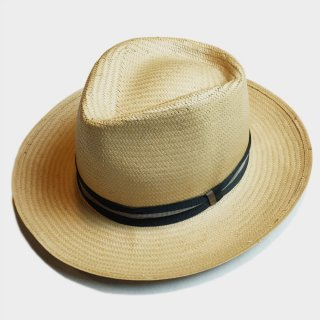 LINED STRAW HAT