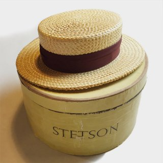 20'S BOATER HAT (BOX)