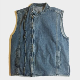 DENIM RIDERS VEST