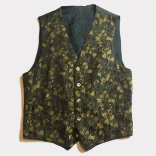 FRENCH JACQUARD VEST