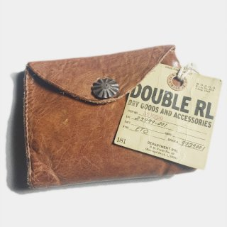 NATIVE LEATHER WALLET